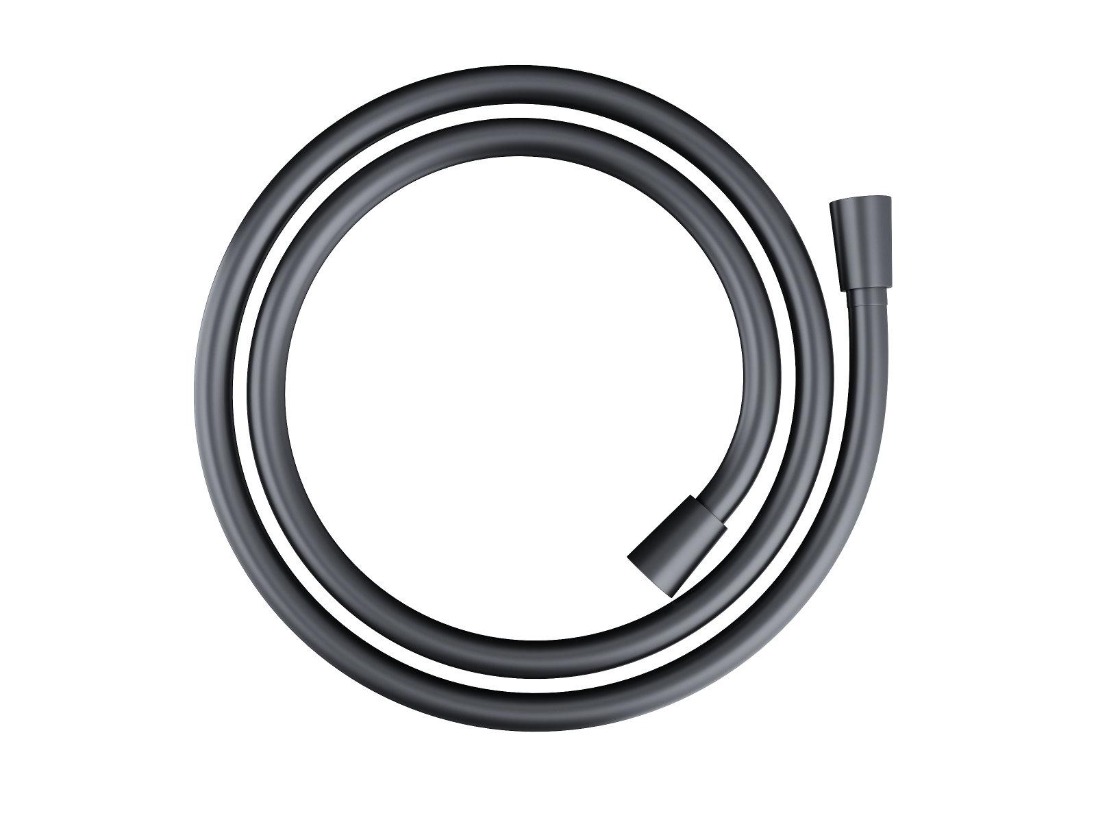 Corsan CMW250 čierna sprchová hadica 150 cm pre ručnú sprchu