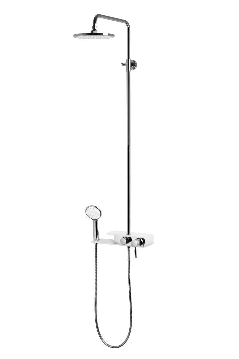 sprchový stĺp Corsan Klar Fiber CMN002