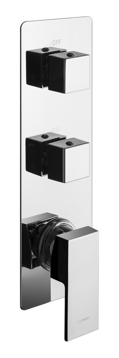 Podomietková sprchová batéria Corsan CMM02 Adour