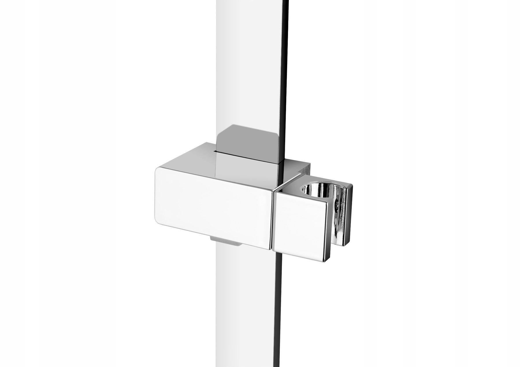 Sprchová koľajnica s rukoväťou Corsan CMR60
