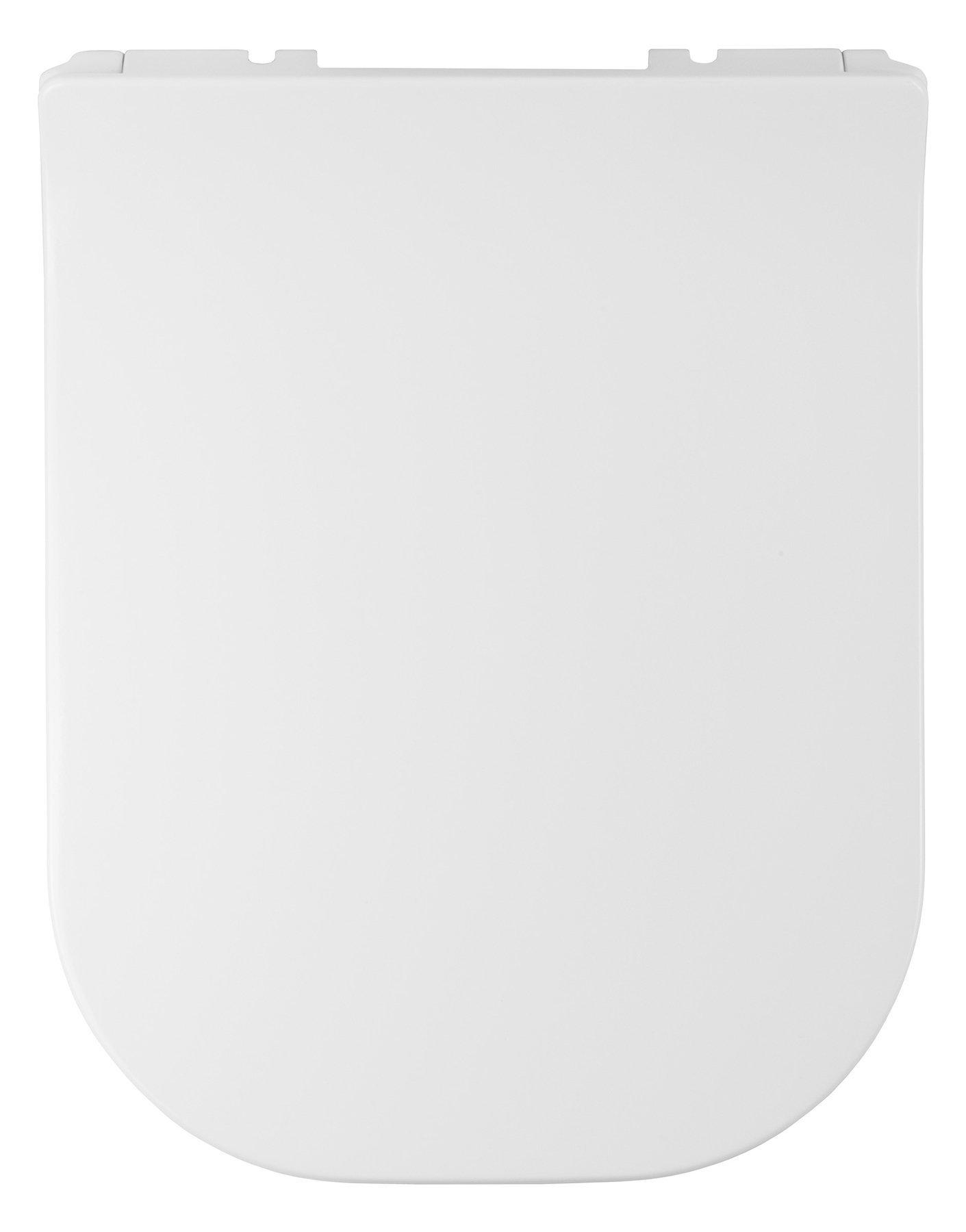 Univerzálne mäkké toaletné sedadlo Corsan DS-15S