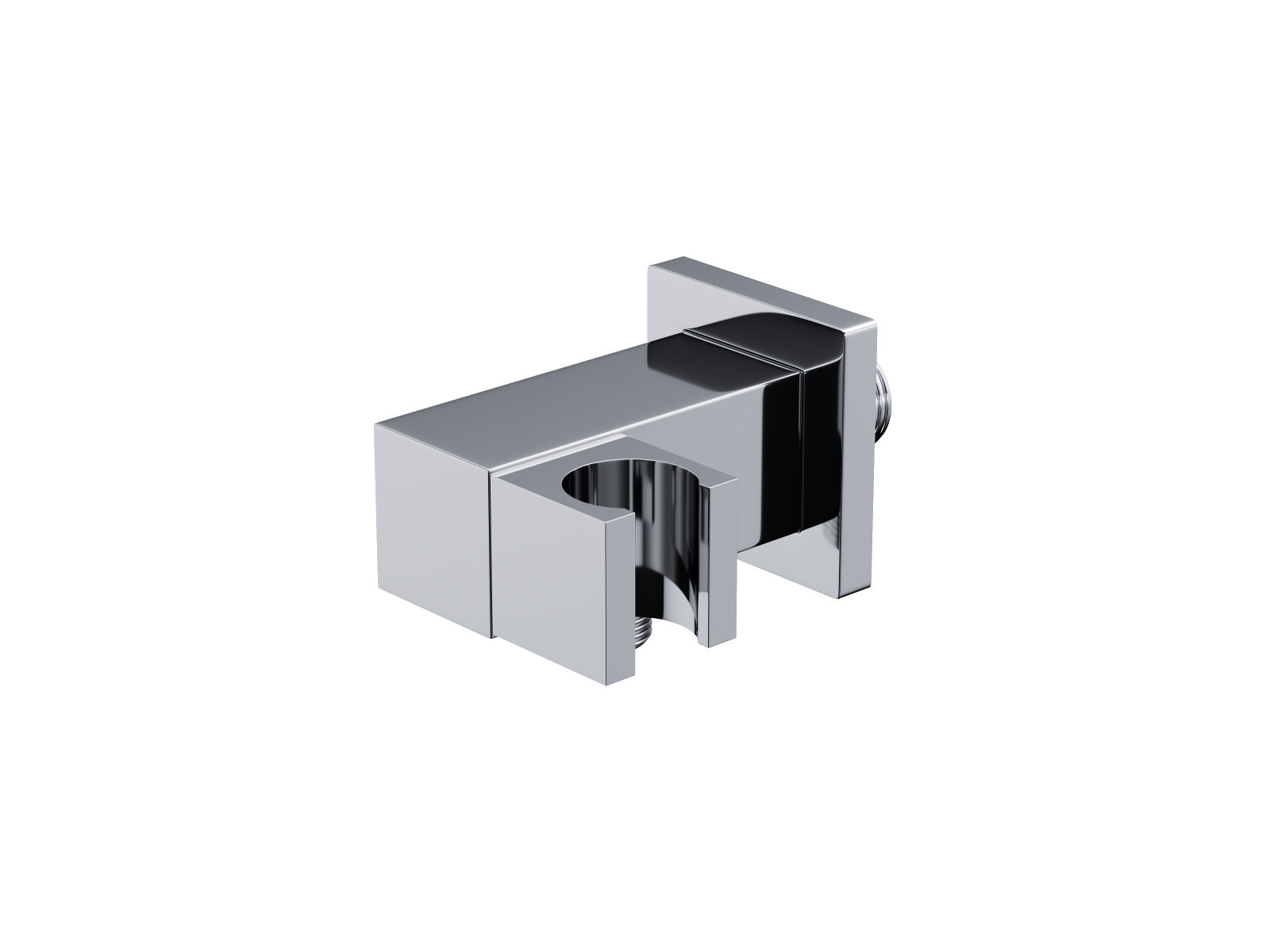 Sprchový držiak Corsan CMU189CH s pripojením na ručnú sprchu